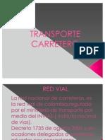 TRANSPORTE CARRETERO