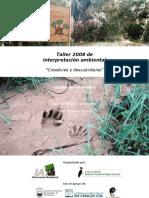 Taller 2008 de Interpretacion Ambiental Apunte de Contenidos