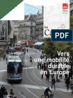 C150 Vers Une Mobilite Durable en Europe Avec Signets