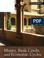 Money, Bank Credit, and Economic Cycles - Jesus Huerta de Soto