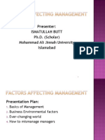Factors Affecting Business Environment[1]