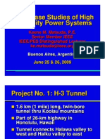 Buenos Aires Reliability Case Studies IEEE