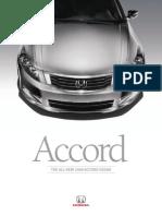 2008 Accord Sedan Eng