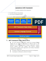 5.Components of .NET Framework