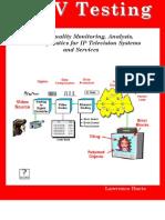 Iptv Testing Book