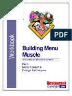 Menu Muscle