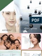 Artistry Beauty Book Hindi