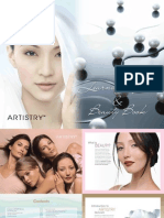 Artistry Beauty Book English