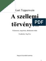 Kurt Tepperwein