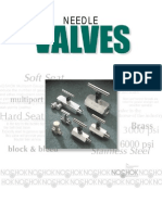 Needle Valve Catalog