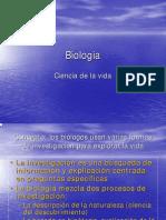 Tema 0 Biologia, Ciencia de La Vida