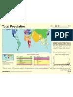 World Mapper Map2 Ver5 Total Population