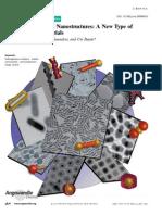 Colloidal Hybrid Nano Structures