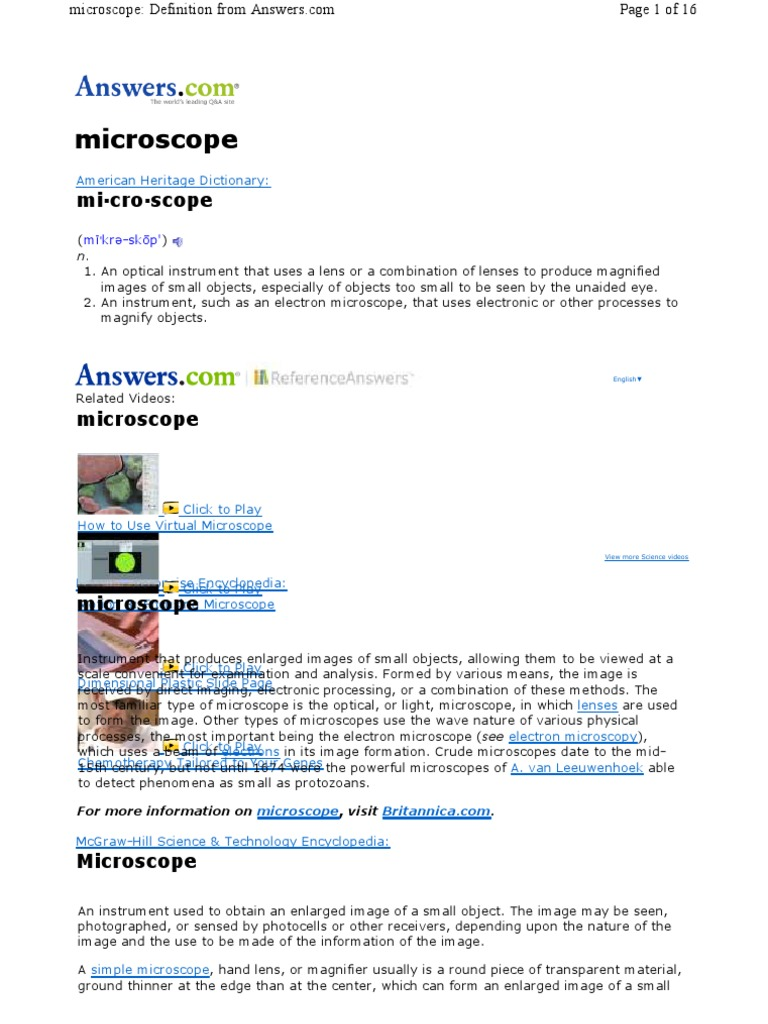 Http Answers Microscope Electron Electric Circuit Electronics Britannicacom