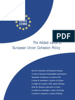 EuCohesionPolicy