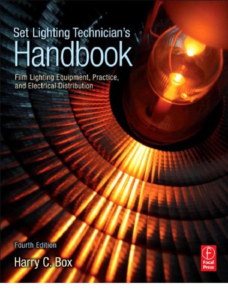 Peachy Set Lighting Technicians Handbook 4Th Edition Film Lighting Wiring 101 Israstreekradiomeanderfmnl