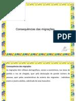 07 - Consequencias migrações