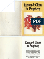 Russia & China in Prophesy