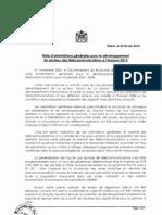 Note Orientation 2010-2013 Fr