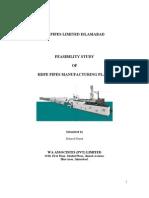 PVC Marketing Plan | Polyvinyl Chloride | Pipe (Fluid Conveyance)