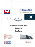 HDFC Competition Analysis-Charu