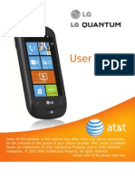 Quantum User Manual English