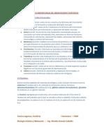 RELACIÓN E IMPORTANCIA DE AMINOÁCIDOS Y PEPTIDOS