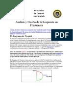 Analisis y Diseño de la Respuesta en Frecuencia