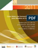 Curso Básico de Formación Continua para Maestros en Servicio 2011