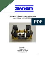 XDDCMD User Manual