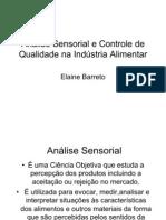 Análise Sensorial e Controle de Qualidade na Indústria