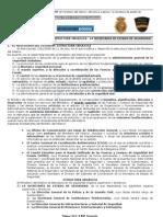 Tema 7 El Ministerio Del Interior