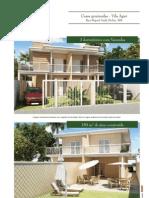 Casas Geminadas -  Vila agaó
