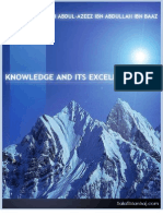Knowledge and Its Excellence