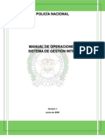 Manual de Operaciones del Sistema de Gestión Integral...jossie