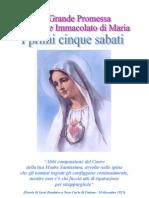 I Primi 5 Sabati del mese - Stampa 4,1 - 2,3