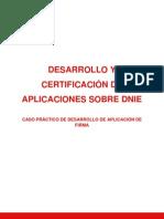 Formacion DNIE- Tutorial Desarrollo