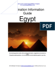 Advice for Egypt visitor ,Travel guide to Egypt , Information Guide