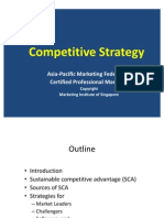 Competitive Strategy 1