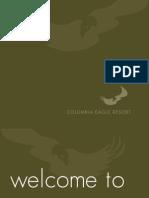 Columbia Eagle Resort Brochure