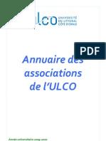 Annuaire Assos Sans Criteres 2009 2010 Version Web