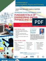 Engineering Studies Preparation Course