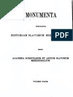 Sime Ljubic - Listine - Odnosajih Izmedju Juznoga Slavenstva i Mletacke Republike - Knjiga VI Od Godine 1409-1412
