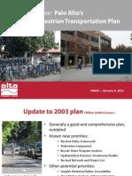 1-4-11 Alta presentation re Palo Alto Bike Plan