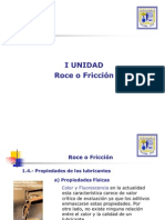ROCE O FRICCION