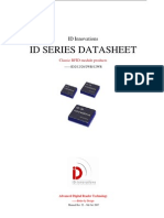 Datasheet Rfid Id-20