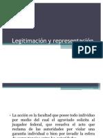 Legitimacion y Representacion1