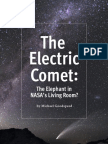 The Electric Comet - The Elephant in NASA's Living Room?