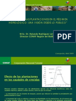 Impactos Hidrologicos(CORMA)