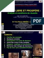 2e Congrès du Conseil Mondial de la Diaspora Togolaise (CMDT)